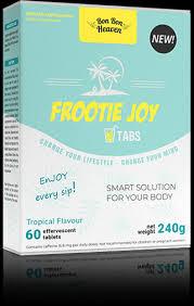 Frootie joy - någon som provat  - test - omdöme  - resultat