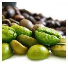 Grona kaffebonor - omdöme - någon som provat - resultat - test