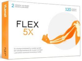 Flex5x - fungerar - review - biverkningar - innehåll